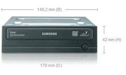 Samsung SH-S222A Black