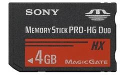 Sony Memory Stick Pro Duo HX 4GB