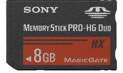 Sony Memory Stick Pro Duo HX 8GB