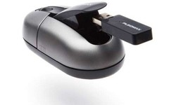 Samsung Pleomax USB Wireless Mini Optical Mouse