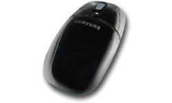 Samsung Pleomax Crystal Mini Optical Mouse White