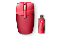 Belkin Wireless Travel Jetset Red
