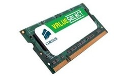 Corsair ValueSelect 4GB DDR2-800 CL5 Sodimm kit