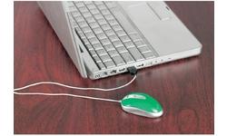 Targus Optical Ultra Mini Mouse for Children Green