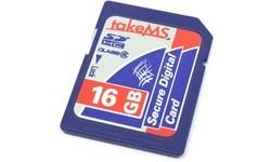 takeMS SDHC Class 6 16GB
