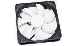 Nexus Real Silent Case Fan 120mm Black/White