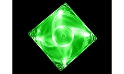 Recom QuadLED Silent Blower 120mm Green LED