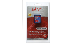 takeMS SDHC HyperSpeed QuickPen Photo 4GB