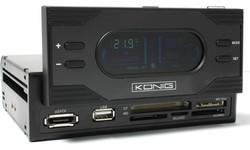 König Flip up LCD Multipanel