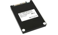 MemoryCorp Solid State Disk F4 MLC 64GB SATA2