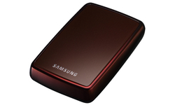 Samsung S2 Portable 320GB Red
