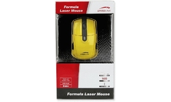 Speedlink Formula Laser Mouse Yellow