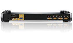 Aten 4-Port PS/2-USB VGA/Audio KVM Switch