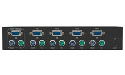 NewStar KVM Switch for 4 PC PS/2