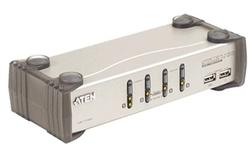 Aten 4 Port USB KVMP Switch / 2 Port USB Hub