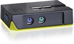 LevelOne 2-Port PS/2 KVM Switch