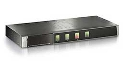 LevelOne 4-Port KVM Switch with OSD for PS/2