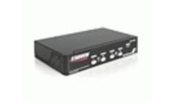 StarTech.com StarView 4 Port USB KVM Switch