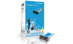 Conceptronic SnapPort FireWire PC Card
