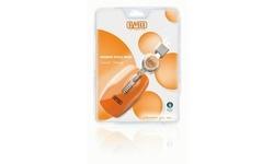 Sweex Notebook Optical Mouse Sunset Orange
