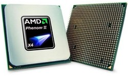 AMD Phenom II X4 940 Black Edition Boxed