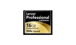Lexar Compact Flash Professional 300x 16GB