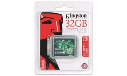 Kingston Compact Flash Elite Pro 133x 32GB