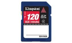 Kingston SDHC Video 8GB