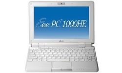 Asus Eee PC 1000HE White
