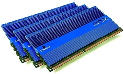 Kingston HyperX 6GB DDR3-1800 CL9 XMP triple kit