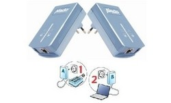 Alecto Homeplug 85Mbps Twinset
