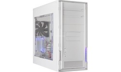 NZXT Alpha White Window