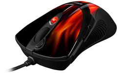 Sharkoon FireGlider Laser Red
