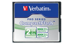 Verbatim Compact Flash Pro Series 2GB