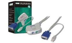 Digitus Mini 2-port KVM Switch