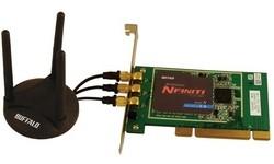 Buffalo Wireless-N Nfiniti PCI Adapter