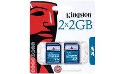 Kingston SD 2GB 2pk