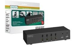 Digitus USB-KVM Switch With Audio 4-port