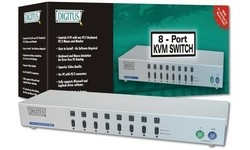 Digitus KVM Switch 1 User 8 PCs
