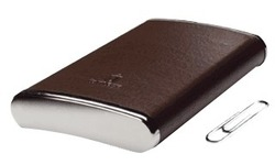 Iomega eGo Portable 500GB Leather Brown