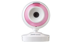 Trust InTouch Chat Webcam Pink