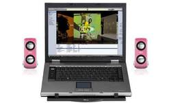 Trust Portable Notebook Pink