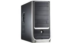 Compucase 6C29 Black/Silver
