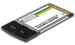 Digitus WLAN-N cardbus adapter
