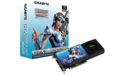 Gigabyte GeForce GTX 260 OC 896MB