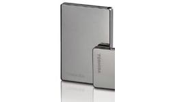 Toshiba Stor.E Steel 160GB Titanium