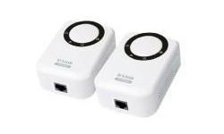 D-Link Powerline 200M HD Ethernet Adapter kit