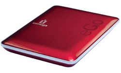 Iomega eGo DropGuard 320GB Red