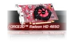 Force3D Radeon HD 4650 1GB