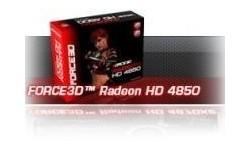 Force3D Radeon HD 4850 1GB